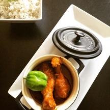Chicken Moambe