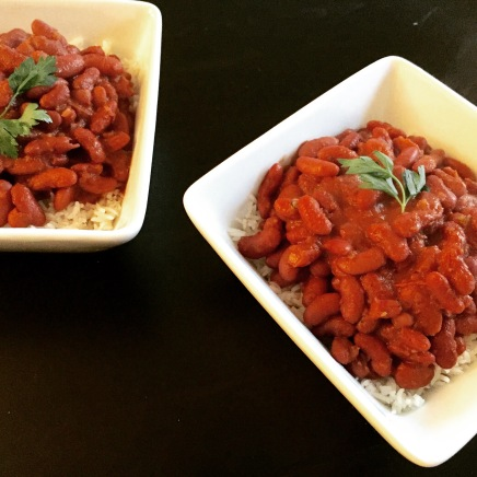 Red beans stew or Madesu stew