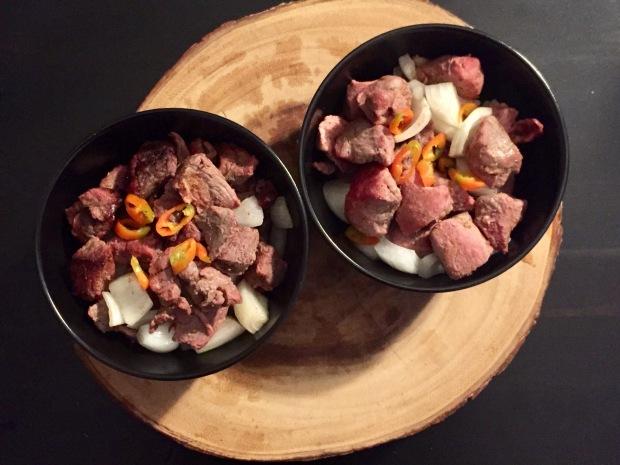 Lamb and Beef Ya Jean